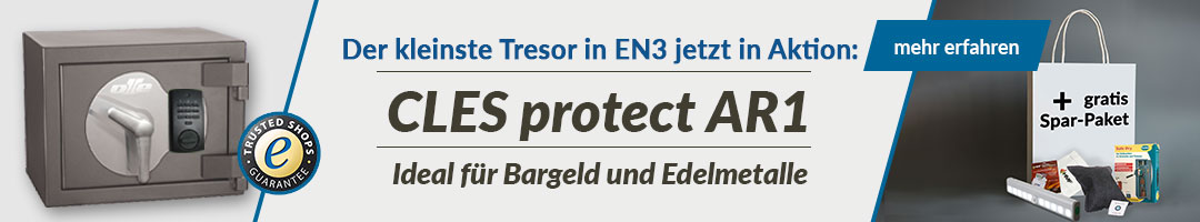 CLES protect AR1